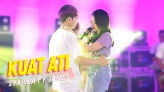 Syahiba Saufa ft. James AP - Kuat Ati (Official Music Video ANEKA SAFARI)