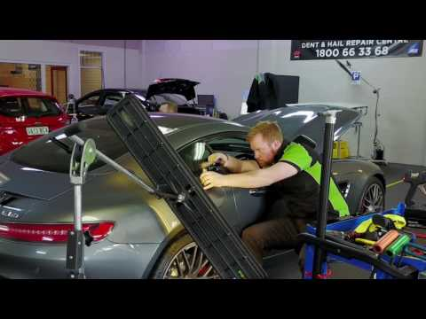 Dent Revolution - Hail Repairs to Mercedes AMG GTS