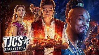 Aladdin Sequel Inevitable After Hitting A Billion