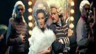 "Мюзикл ""Как казаки..."" Нонна Гришаева и Антон Макарский"