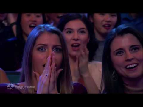 Billy & Emily  Brother Nearly KILLS His Sister On Stage! America's Got Talent 2017