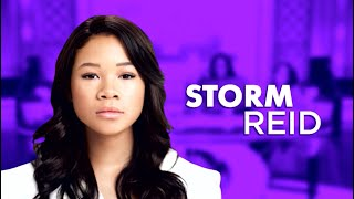 Friday on 'The Real': Storm Reid