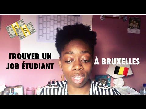 #MyAdvice   COMMENT TROUVER UN JOB ETUDIANT à BRUXELLES ?   My Mapendo