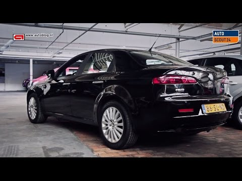 Alfa Romeo 159 buyers review