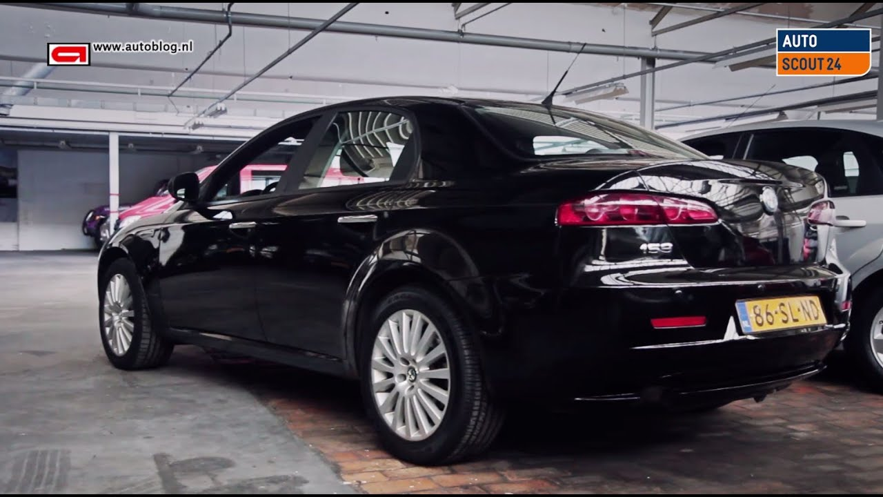 alfa romeo 159 buyers review youtube. Black Bedroom Furniture Sets. Home Design Ideas