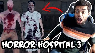 Scariest Hospital In Town | Horror Hospital 3 | Free Horror Mobile Game !!