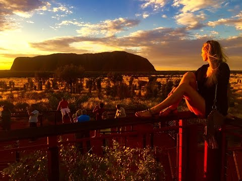 Uluru, Ayers Rock 4K  | Maike Travel Psych