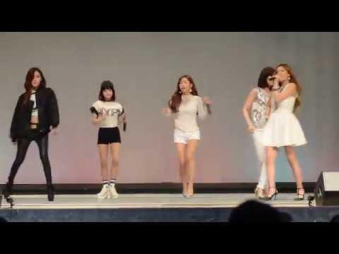 Roly Poly (롤리폴리) - T-Ara (티아라) Live @ Korean Children's Center (푸른꿈 콘서트)