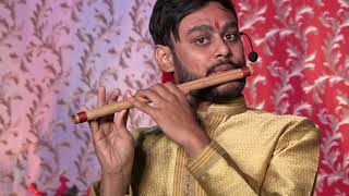Taal se Taal mila - Flute cover Version    live wedding      Shubham_flute  