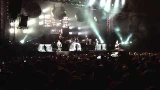 Rammstein - Du Hast (Live Rock in Roma 9.7.2013)