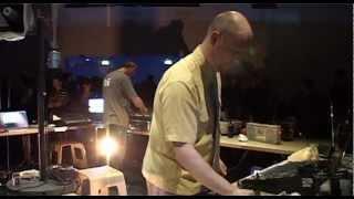 AV Festival 08: Atau Tanaka, Matt Wand, :zoviet*france: : Variation VII