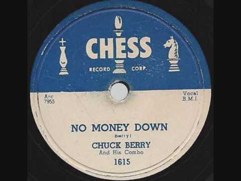 CHUCK BERRY No Money Down 78 1955 YouTube