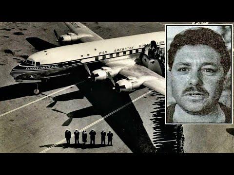 Пропавший самолёт приземлился