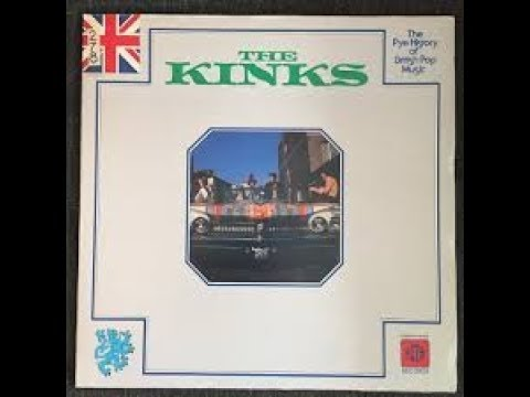 The Kinks - The Pye History Of British Pop Music - A6  Dedicated Follower Of Fashion /Pye 1975