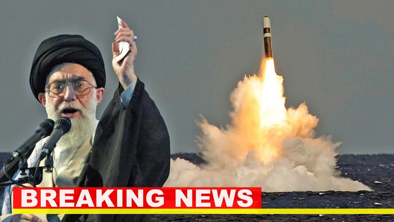 Breaking News : There Is No Going Back If Iran Sinks A US Navy Aircraft Carrier