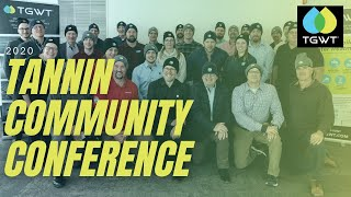 TGWT Tannin Community Conference 2020