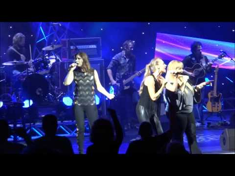 Hold On For One More Day-Wilson Phillips-EPCOT 2013