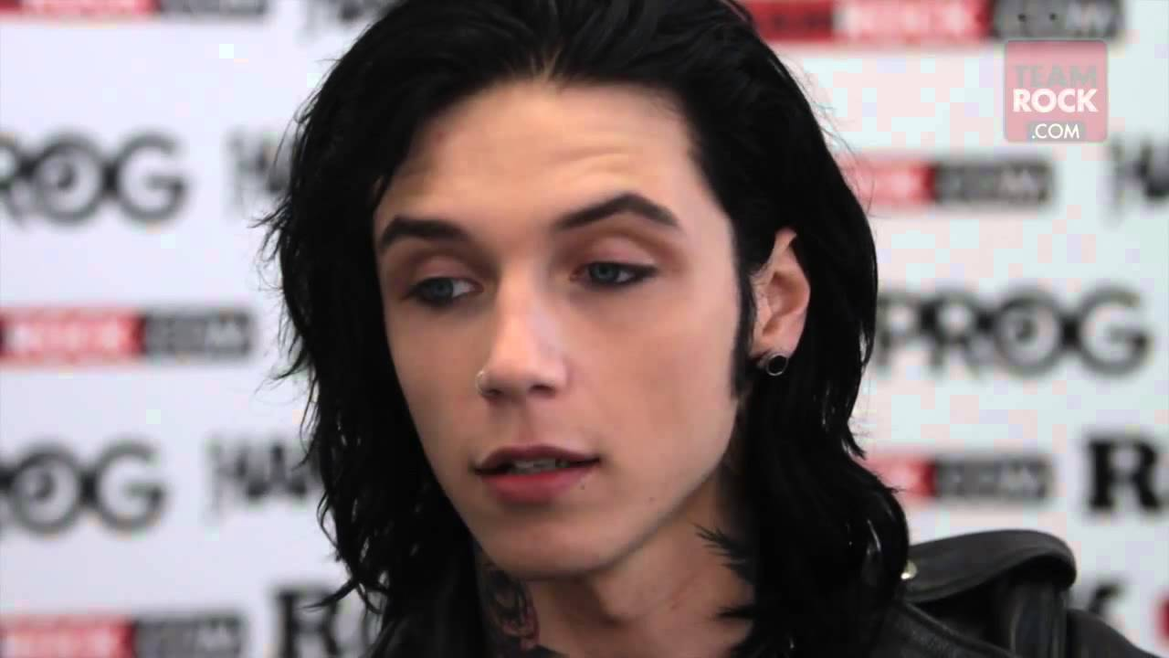 black veil brides interview at download festival 2015 youtube