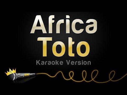 Toto - Africa (Karaoke Version)