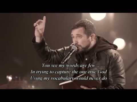 """""""Jesus is Forever"""" - Pastor Isaac Wimberley in Kari Jobe Forever, with lyrics and subtitles"""