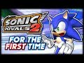 Sonic Rivals 2 FOR THE FIRST TIME