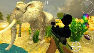 Hunting by 4X4 Safari - Android GamePlay - Safari Hunting Games Android