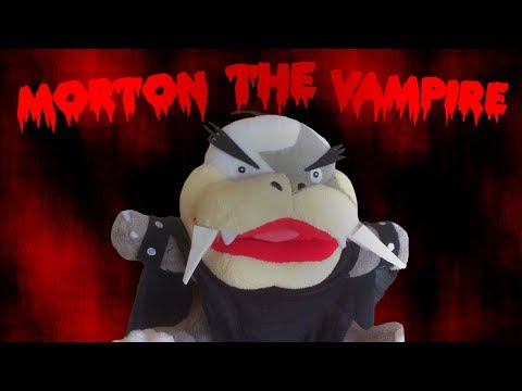 Morton The Vampire!