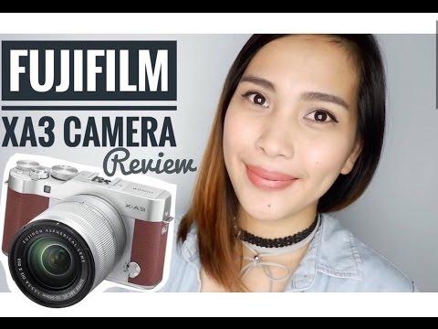 Fujifilm X-A3 Camera Review (English)