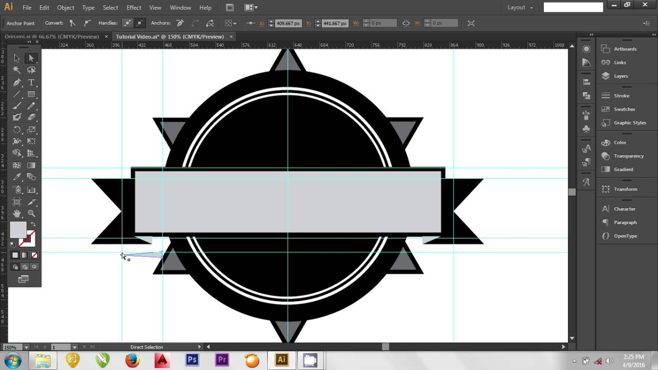 👀👀👀eye iris pupil adobe illustrator cs6 tutorial. How to draw.