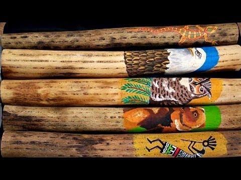 ❀ Rainstick  Aboriginal Musical Instrument