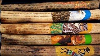 ❀ Rainstick - Aboriginal Musical Instrument