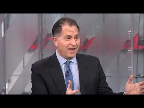 Dell Technologies CEO: Not Just A PC Company | Mad Money | CNBC