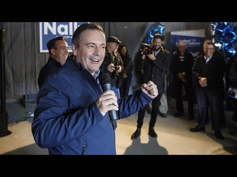 UCP, Jason Kenney win majority government in Alberta election