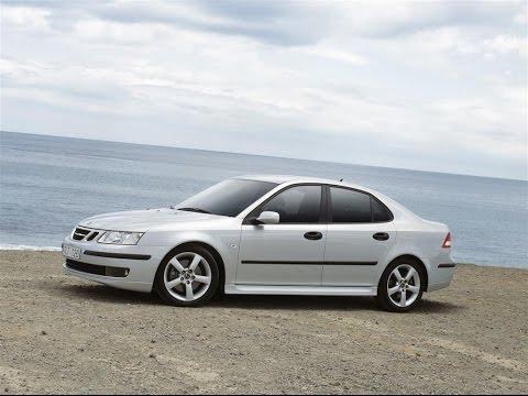 Saab Türkiye - Saab 9-3 Sport Sedan Kaza