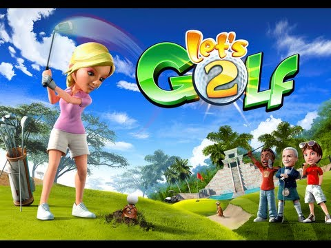 Let's Golf! 2 HD - Android - Trailer