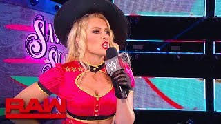 Natalya and Lacey Evans demand opportunities against Becky Lynch Raw April 15 2019