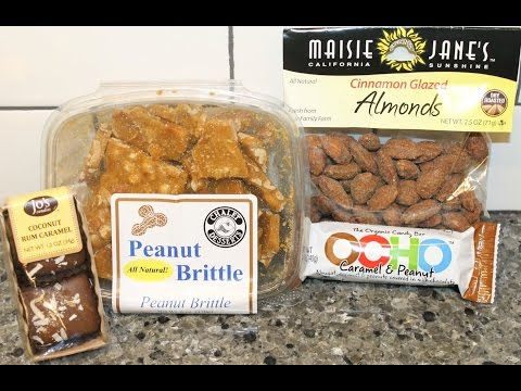 Confections From California: Jo's Candies, Chalet Desserts, Maisie Jane's & OCHO Review