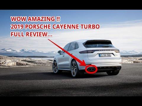 [HOT NEWS] 2019 PORSCHE CAYENNE TURBO REVIEW