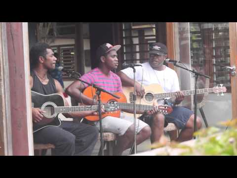 TOLU BAND FIJI-Isn't she Lovely