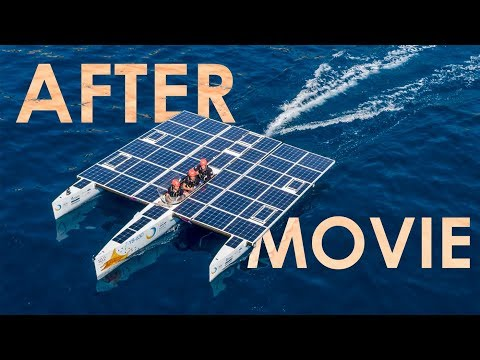 Official Aftermovie TU Delft Solar Boat Team 2019