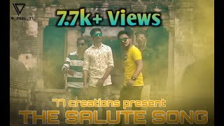 | Pulwama | THE SALUTE SONG | To Our Indian Army | Reply to pulwama's Terrorist😡 by 77 Creations |