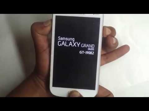 Samsung Galaxy Grand Duos GT-I9082 Hard Reset