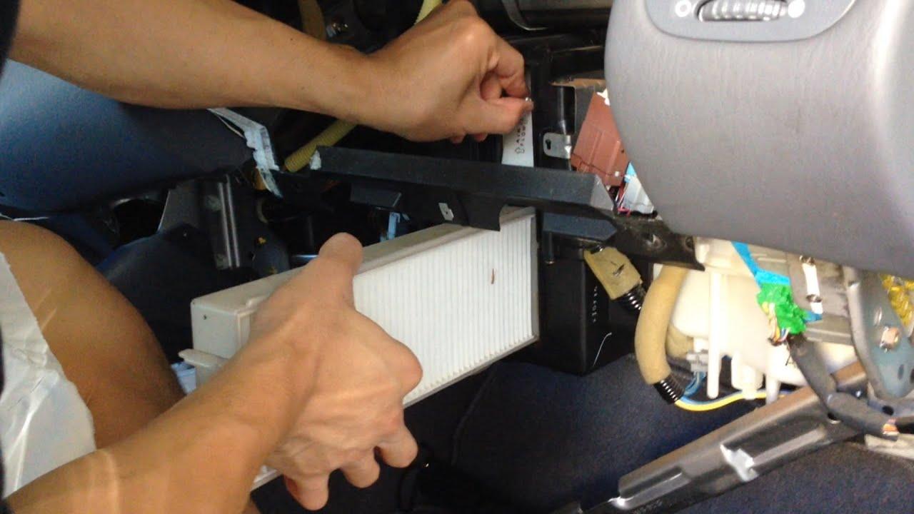 2003 Hyundai Sonata Fuse Box Tutorial 2002 Honda Accord Cabin Air Filter Replacement