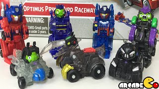Angry Birds Transformers: Telepods All Auto Birds Gameplay Part 46