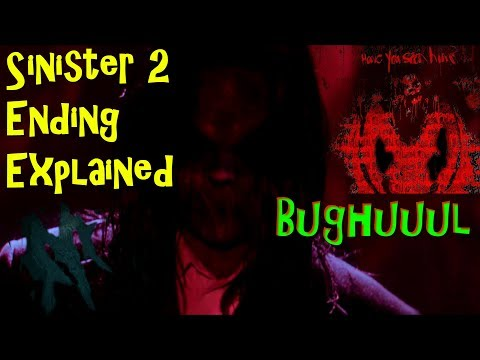 Sinister 2 Full Movie (2015) + Ending...