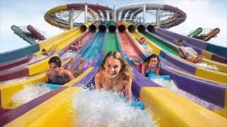 counting down the best slides at wet n wild sydney