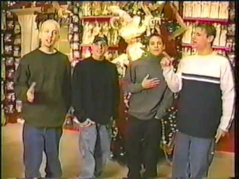 98 degrees hit list christmas special youtube - 98 Degrees Christmas