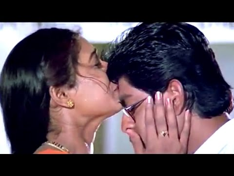Shubhalagnam Movie    Climax Sentiment Scene    Jagapati Babu, Aamani, Roja