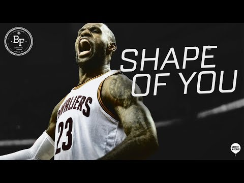 Shape of You - NBA Season Preview Mix...