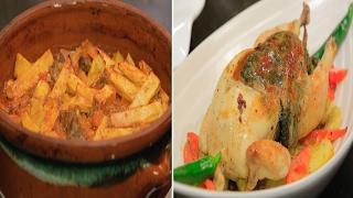 دجاج بورق العنب - طاجن لحم بالقلقاس - بوم جاك | الشيف حلقة كاملة